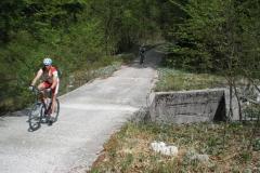 Prova percorso Short Venzonassa 2011
